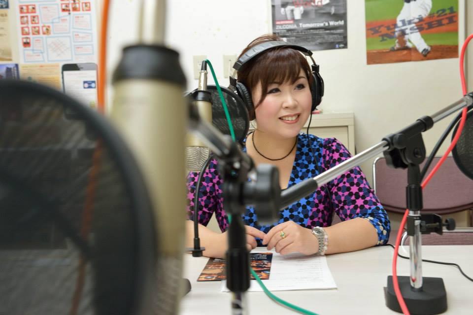 幸せ発信局『fm GIG』 で放送していただきました ~きりしまロール~勝KATSU(R)   2014/12